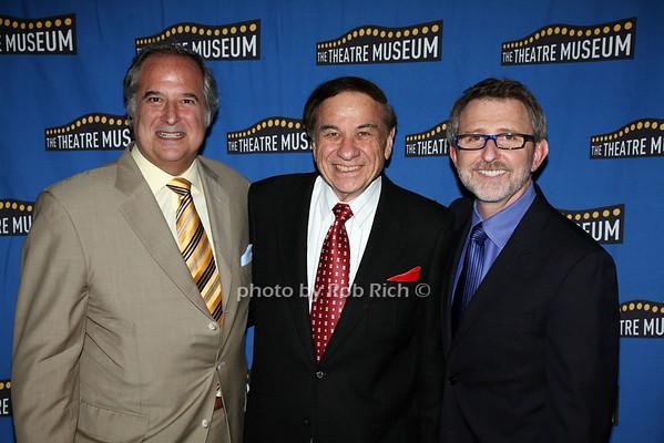 Stewart Lane, Richard Sherman, Tom Schumacher<br /> photo  by R.Cole for Rob Rich © 2010 516-676-3939 robwayne1@aol.com