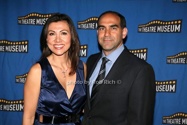 Carla Simonian, Greg Simonian