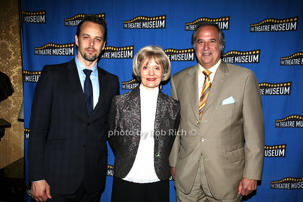 Noah Racey, Helen Marie Guditis, Stewart Loane