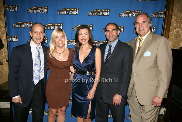 Joe Pizza, Lauren Pizza, Carla Simonian, Greg Simonian, Stewart Lane