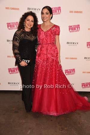Gloria Estefan, Ana Villafane photo by Rob Rich/SocietyAllure.com © 2016 robwayne1@aol.com 516-676-3939