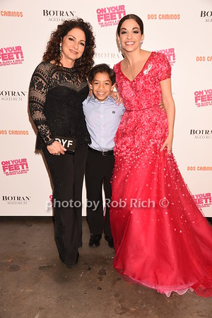 Gloria Estefan, guest, Ana Villafane photo by Rob Rich/SocietyAllure.com © 2016 robwayne1@aol.com 516-676-3939