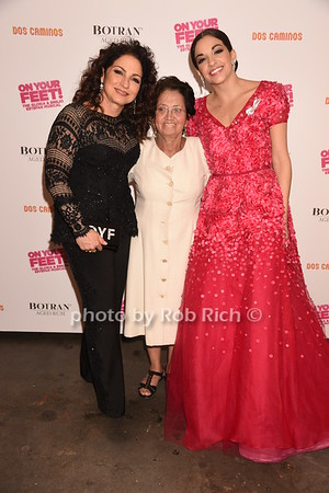 Gloria Estefan, Dora Suarez, Ana Villafane photo by Rob Rich/SocietyAllure.com © 2016 robwayne1@aol.com 516-676-3939