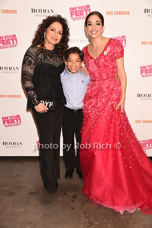 Gloria Estefan, guest, Ana Villafane photo by Rob Rich/SocietyAllure.com © 2016 robwayne1@aol.com 516-676-3939