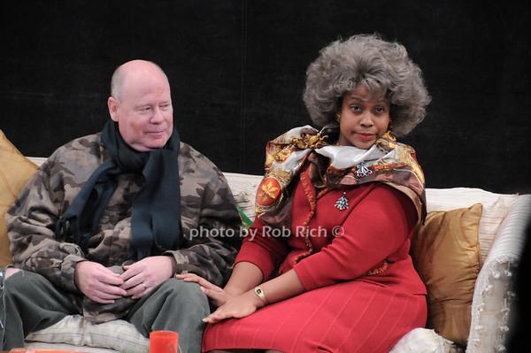 Richard James Porter, Jennifer Banner Sobers<br /> photo by Rob Rich © 2010 robwayne1@aol.com 516-676-3939