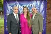 Dr. Stanley Cohen, Bonnie Comley, Jared Hershkowitz