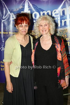 Angela Huff, Dianne Martindale