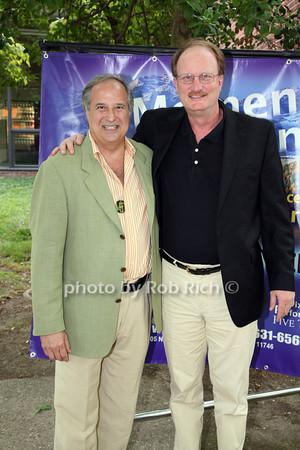 Stewart Lane, Ken Denison
