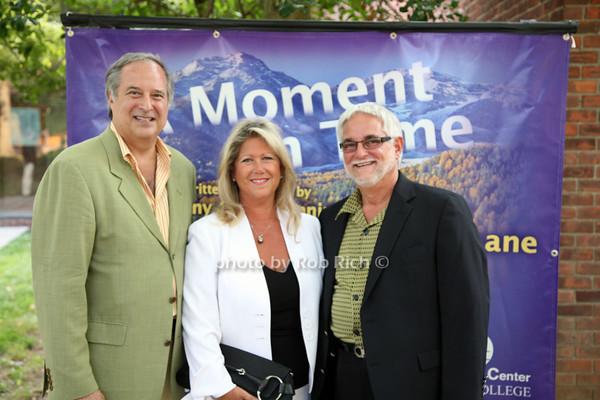 Stewart Lane, Deb Rensing, Bruce Rensing