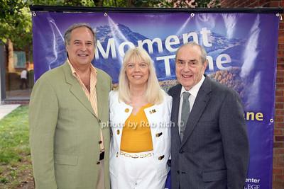 Stewart Lane, Pat Schmidt, Dr. Stanley Cohen