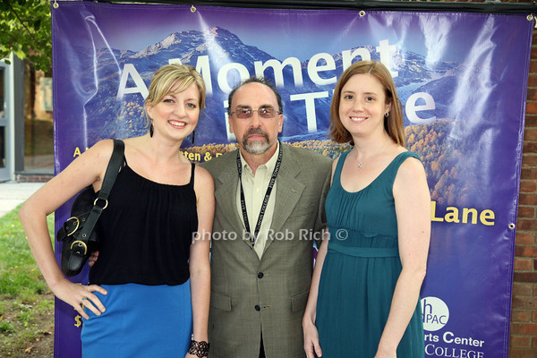 Christine Riley, Jared Hershkowitz, Katie Bradley