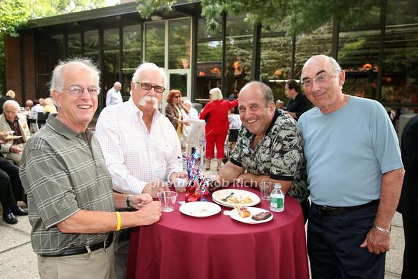 Mike Diamond, Joel Weisenfeld, Fred Harmatz, Ed Rupp
