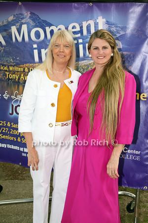 Pat Schmidt, Bonnie Comley