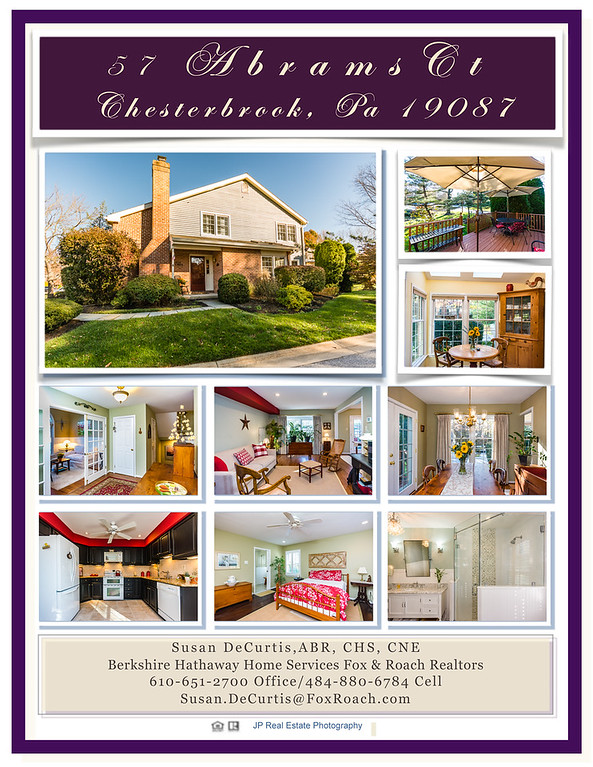57 Abrams Court Chesterbrook Pa