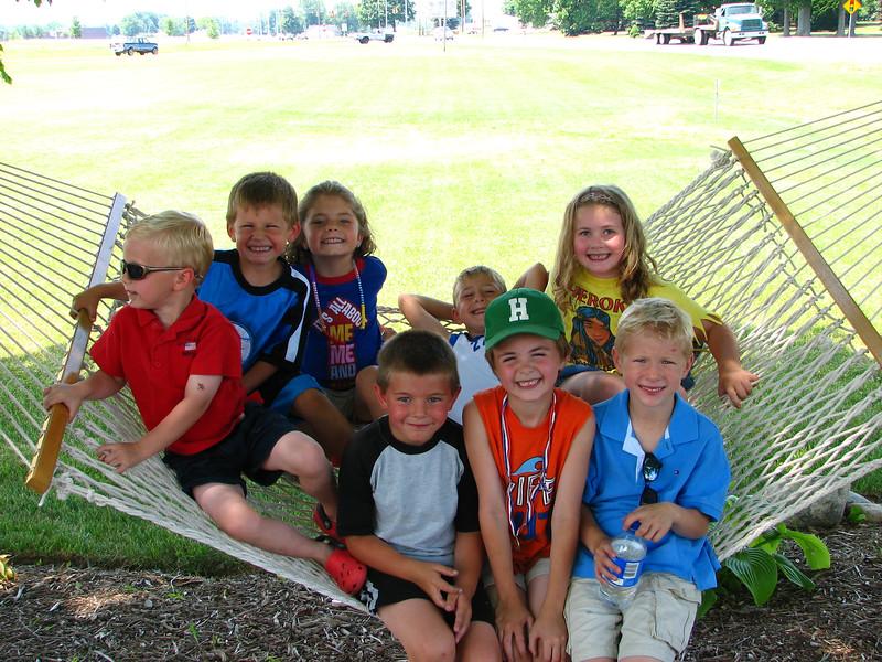 Brock's Kindergarten and YMCA Friends