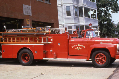 Combination 3, 1959 Ford/Seagrave