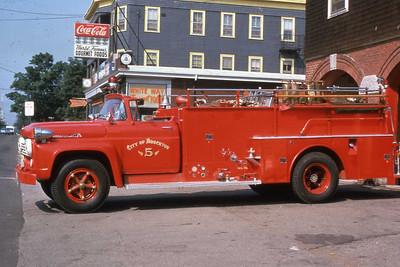 Combination 5, 1959 Ford/Seagrave