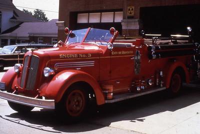 Engine 3, 1949 Seagrave