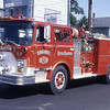 Engine 4, 1979 Mack 1000 gpm, became Combination 1 in 1981.