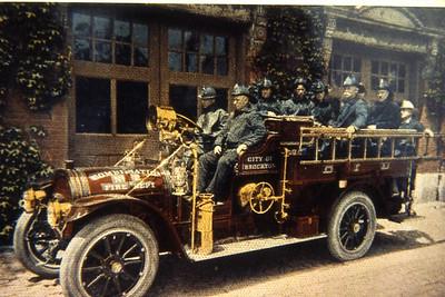 Combination 2, 1912 Pope Hartford.