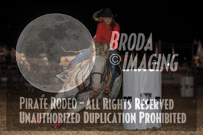 Lancaster Ca  Perf2-175 Copyright July'11 Phil Broda - Pirate Rodeo