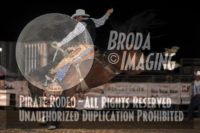 Lancaster Ca  Perf2-137 Copyright July'11 Phil Broda - Pirate Rodeo