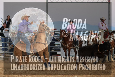 Lancaster Ca  Perf2-99 Copyright July'11 Phil Broda - Pirate Rodeo