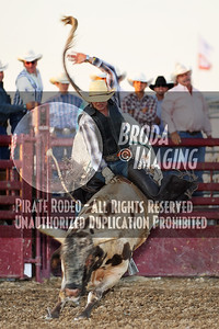 Lancaster Ca  Perf2-82 Copyright July'11 Phil Broda - Pirate Rodeo
