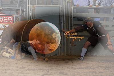 Norco Bullride D1-57 Copyright Aug'08 Phil Broda - PRCA