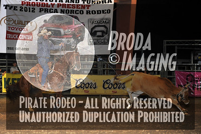 Norco Perf3, D1-168 Copyright Aug'12 Phil Broda - PRCA