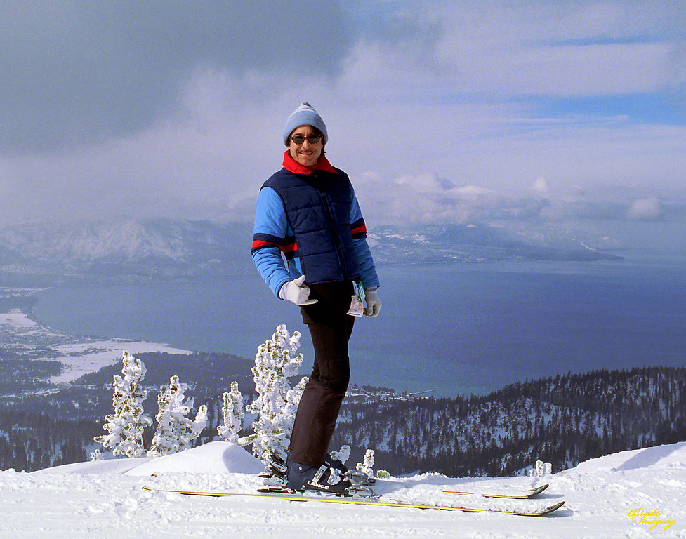On Top Of The World Heavenly Valley Lake Tahoe