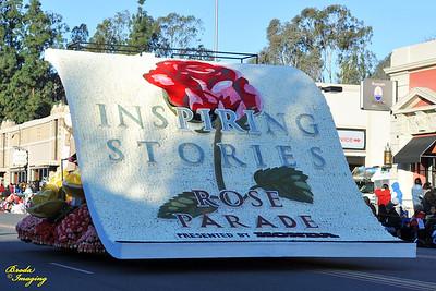 Rose Parade 2015 D3-1 Copyright Jan'15 Broda Imaging