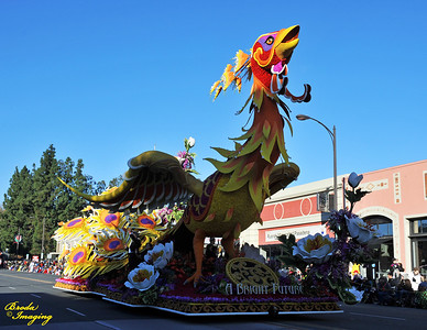 Rose Parade 2015 D3-29 Copyright Jan'15 Broda Imaging