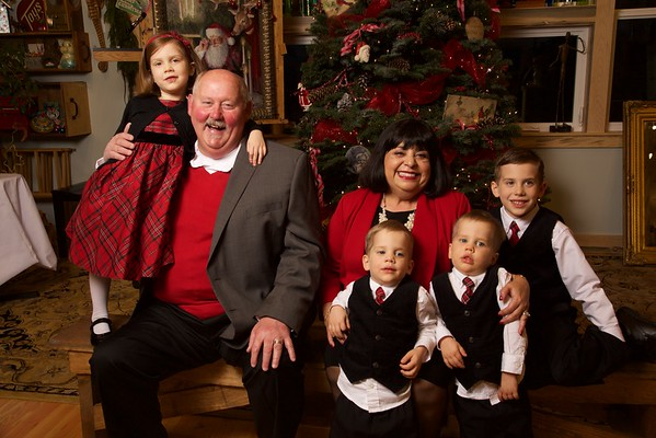 Broderick family shoot