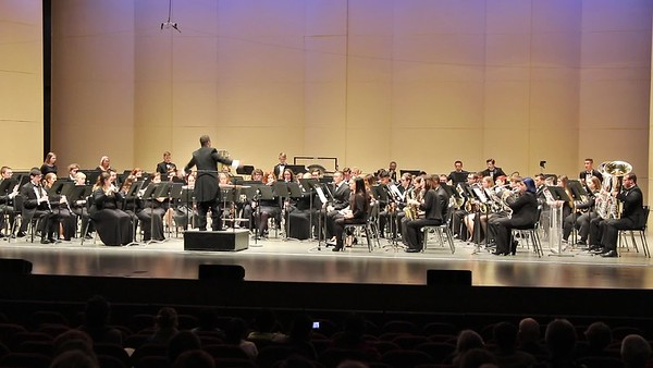 WMU Concert Band 10-16-2017