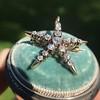 1.38ctw Victorian 5-Star Convertible Pin-Pendant 22