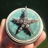 1.38ctw Victorian 5-Star Convertible Pin-Pendant 7