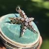 1.38ctw Victorian 5-Star Convertible Pin-Pendant 6