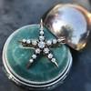 1.38ctw Victorian 5-Star Convertible Pin-Pendant 11