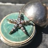 1.38ctw Victorian 5-Star Convertible Pin-Pendant 14