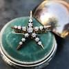 1.38ctw Victorian 5-Star Convertible Pin-Pendant 8