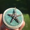 1.38ctw Victorian 5-Star Convertible Pin-Pendant 20