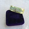 2.50ctw French Art Deco Brooch Cuff Conversion 0