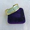 2.50ctw French Art Deco Brooch Cuff Conversion 8