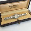 2.62ctw Edwardian Diamond & Pearl Brooch 20