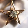 2.75ctw Victorian Crescent and Star Brooch 12