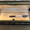 2.80ctw Art Deco Bar Brooch 14