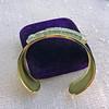 3.80ctw Art Deco Asscher & OEC Diamond Brooch Cuff Conversion 12