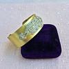 3.80ctw Art Deco Asscher & OEC Diamond Brooch Cuff Conversion 13