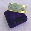 3.80ctw Art Deco Asscher & OEC Diamond Brooch Cuff Conversion 8